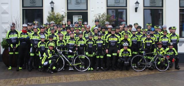 Welkom op de internetpagina van Toer- en Wielrenvereniging de Peddelaars Aalten. De vereniging opgericht in 1979 houdt zich bezig met het toerfietsen op de racefiets, het wedstrijdfietsen en fietsen in het veld.