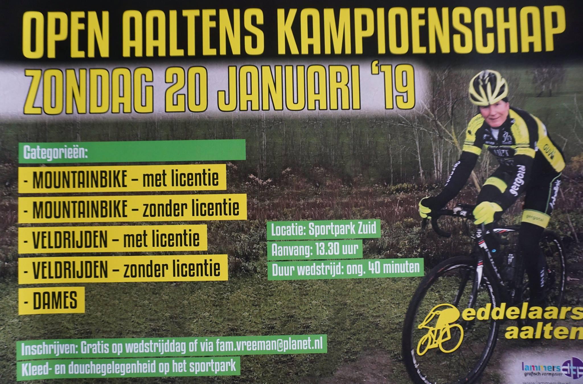 Open Aaltens Kampioenschap Veldrijden
