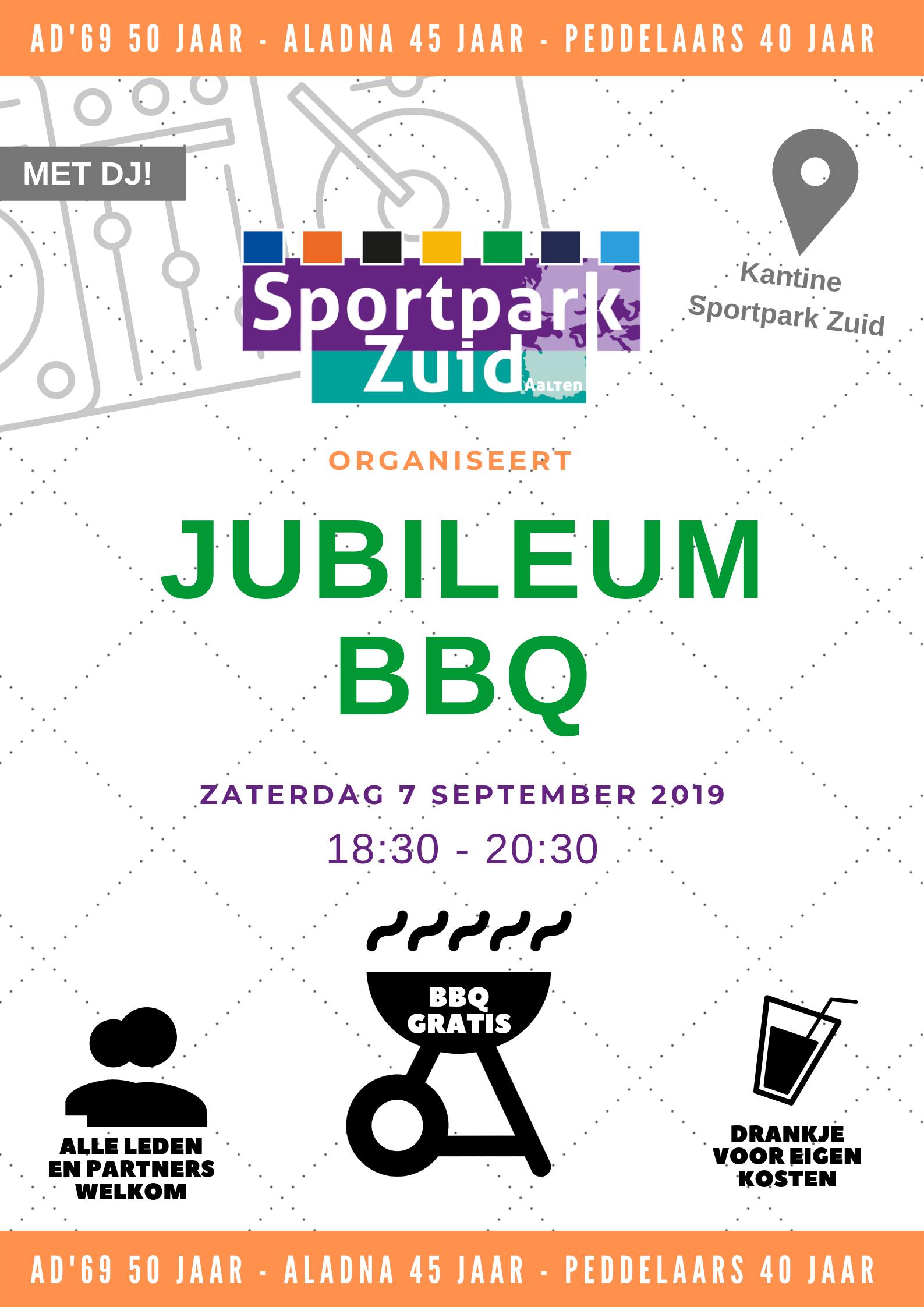 Jubileum BBQ