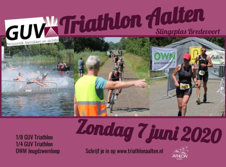 Triathlon Aalten 2020